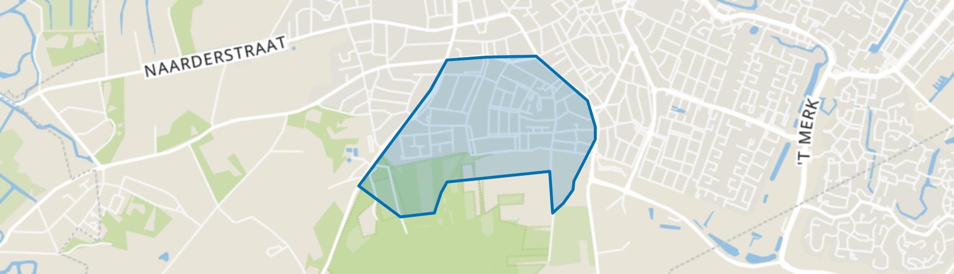 Zuidereng, Huizen map