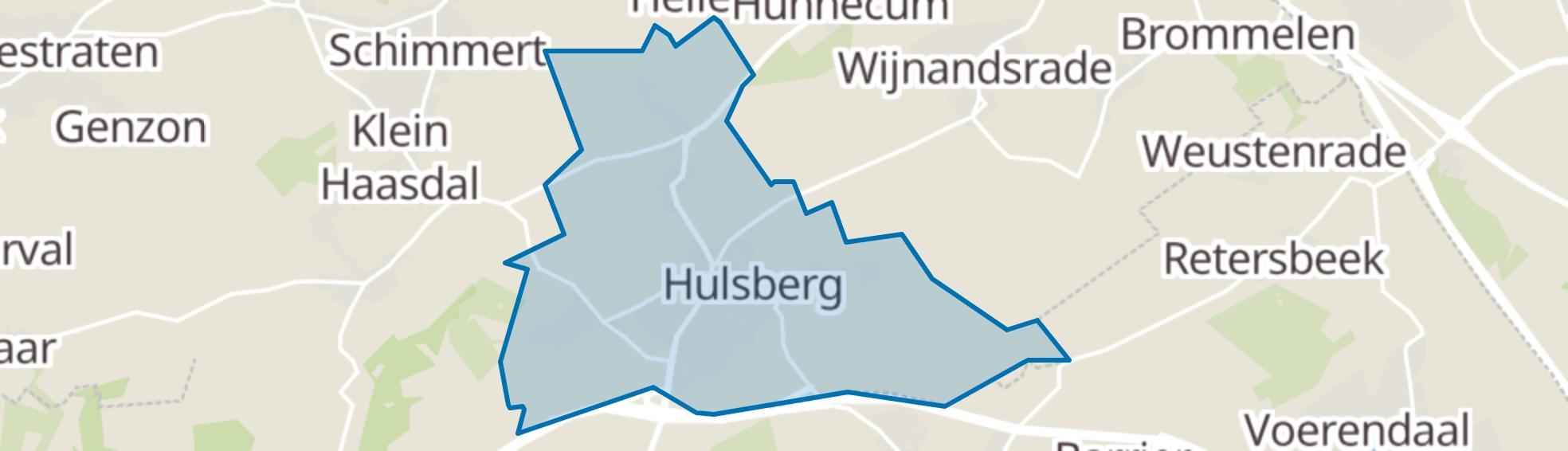 Hulsberg map