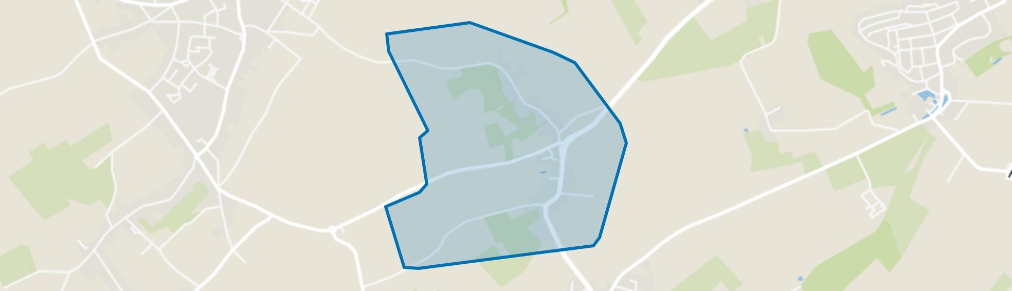 Aalbeek, Hulsberg map