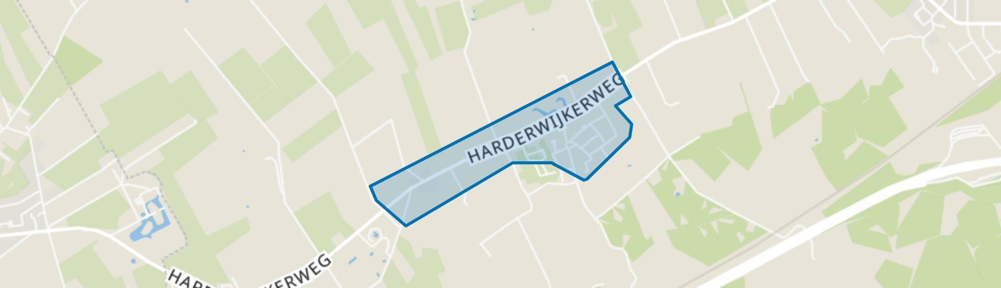 Hulshorst, Hulshorst map