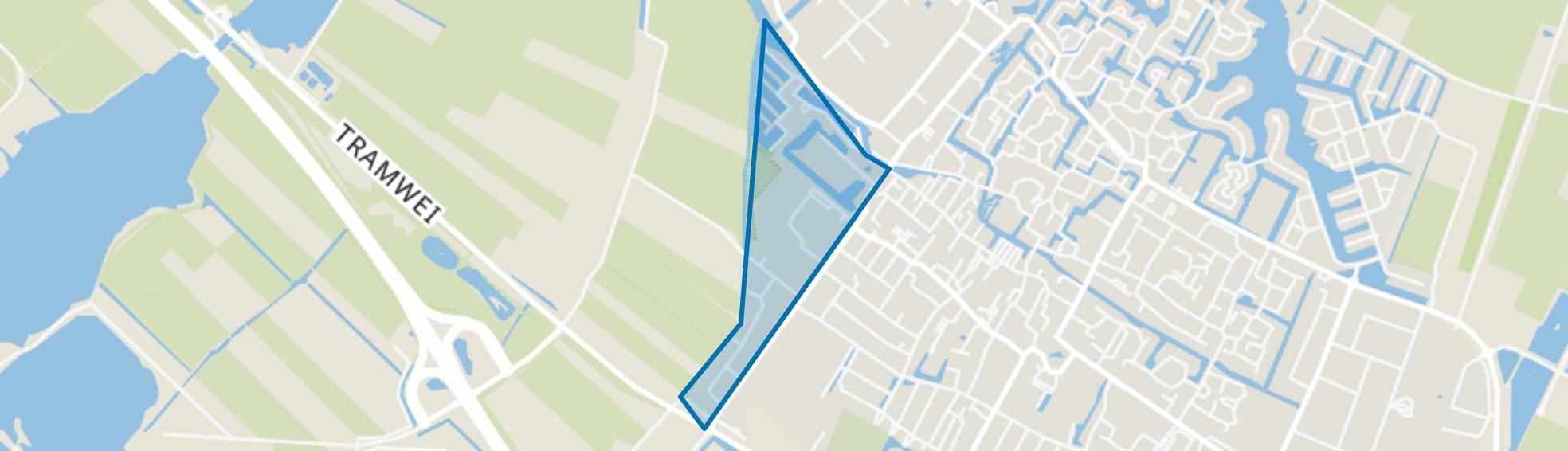 Joure, Jonkersland, Joure map