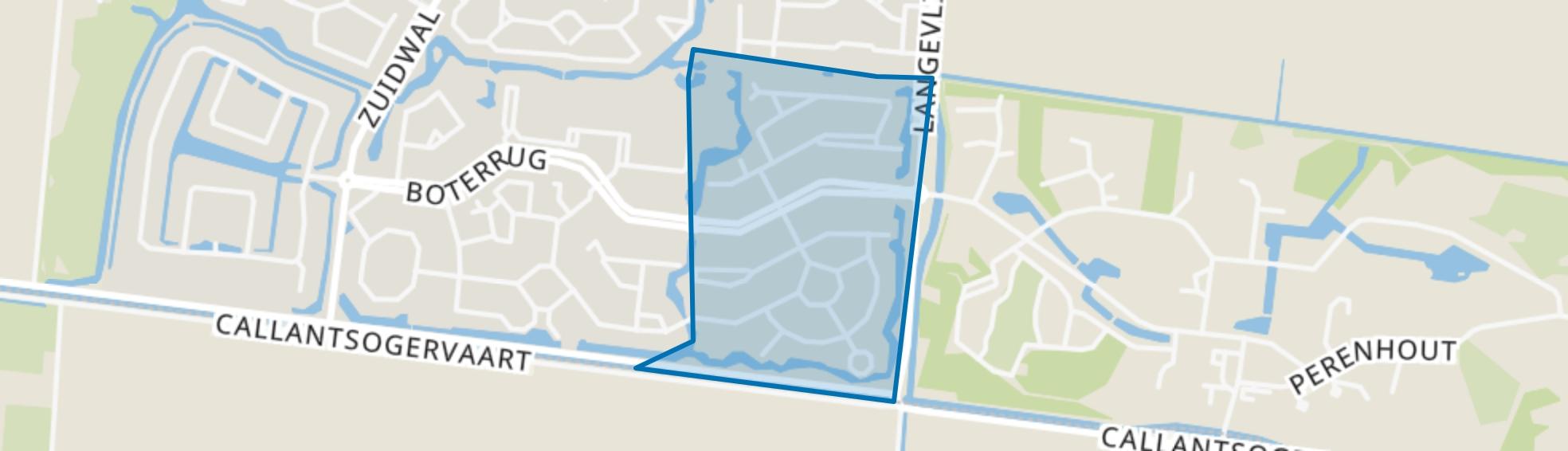 Malzwin, Julianadorp map