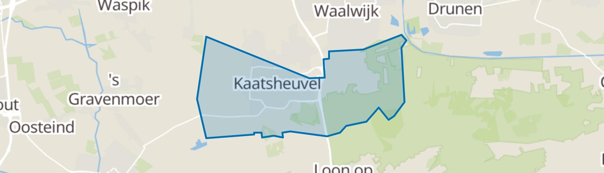 Kaatsheuvel map