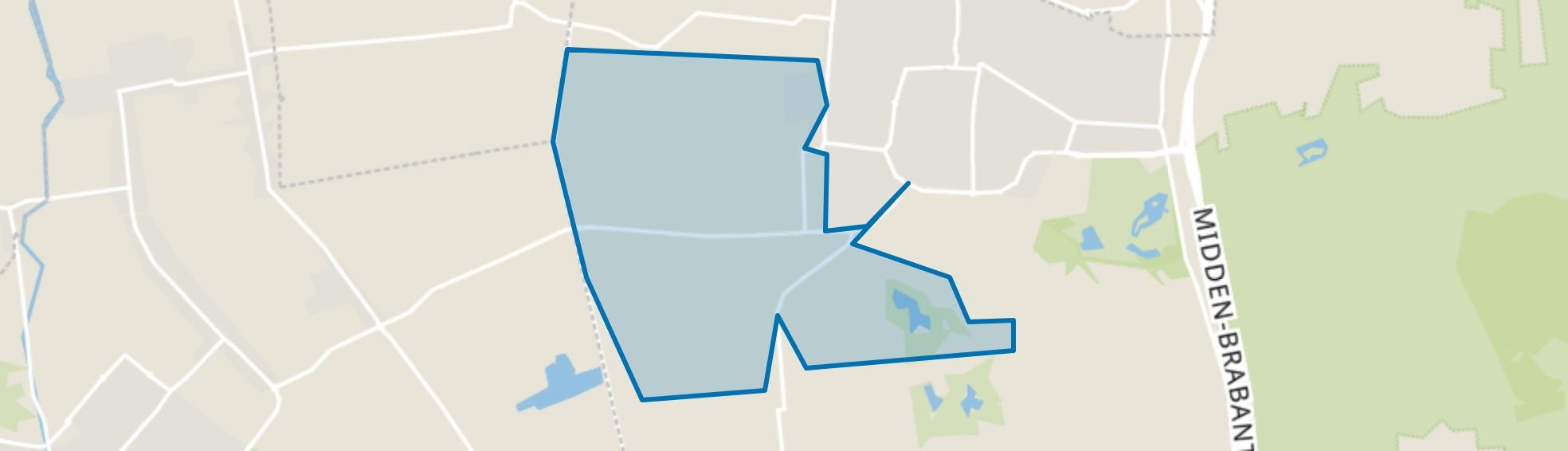 De Baan, Kaatsheuvel map