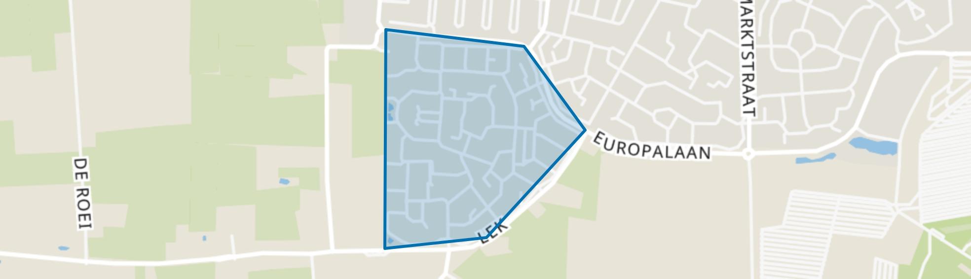 Draaiboom, Kaatsheuvel map