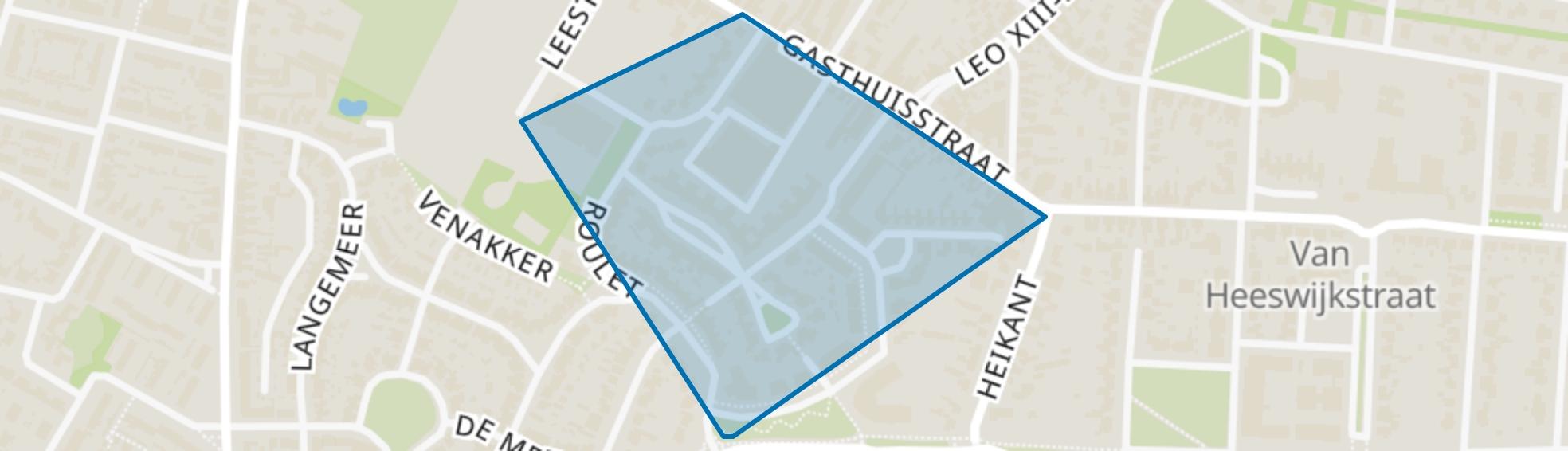 Els (oost), Kaatsheuvel map