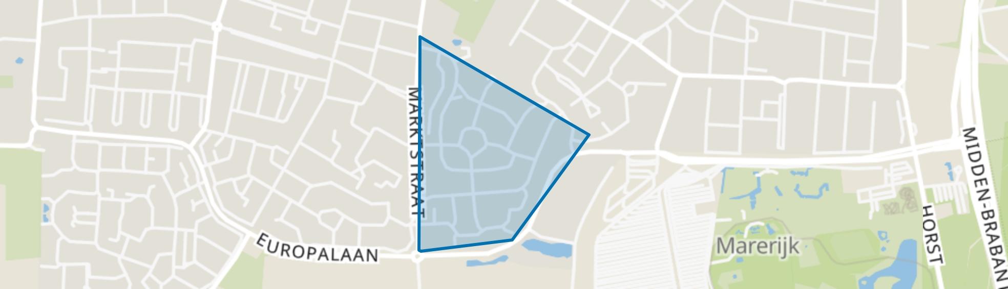 Heikant, Kaatsheuvel map