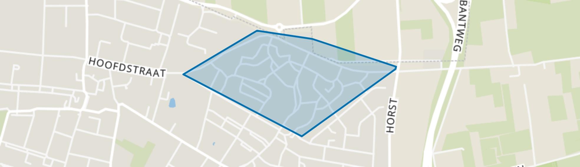 Loonse Vaart, Kaatsheuvel map