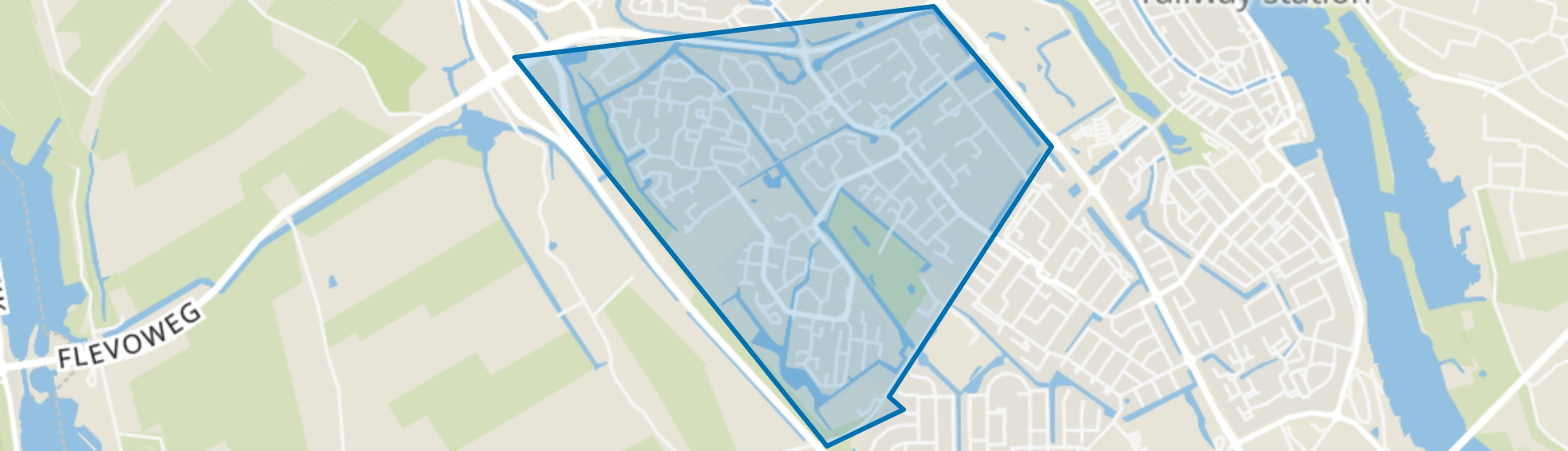 Cellesbroek, Kampen map