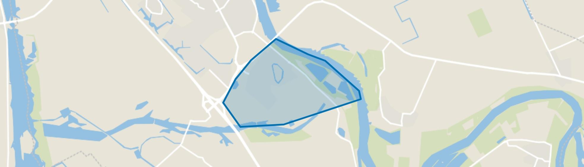 Het Onderdijks, Kampen map