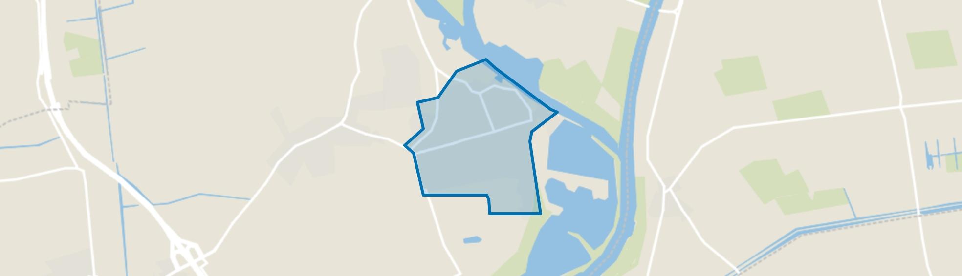 Kerkdriel, Kerkdriel map