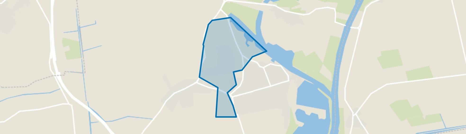 Verspreide huizen Kerkdriel, Berm en Hoorzik, Kerkdriel map