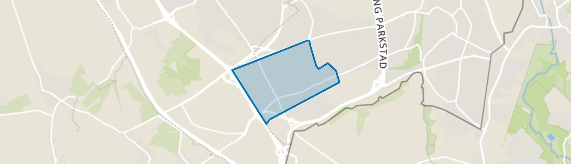 Spekholzerheide, Kerkrade map