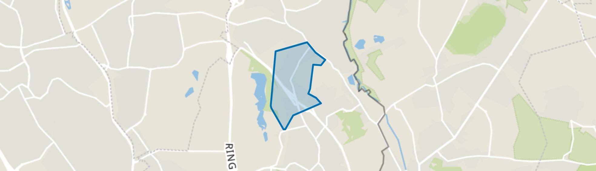 Vink, Kerkrade map