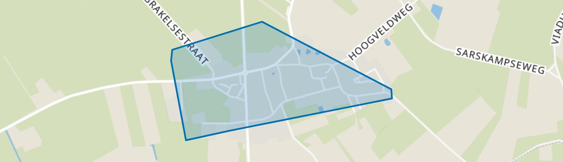 Kerkwijk, Kerkwijk map