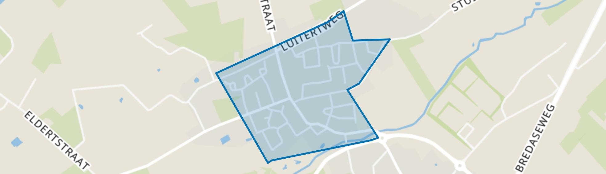 Klein-Zundert, Klein Zundert map