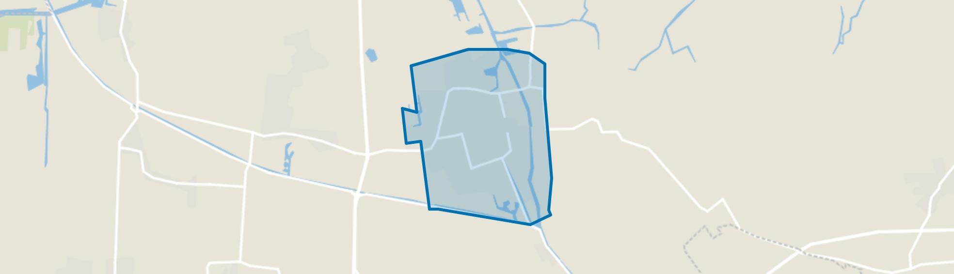 Kollum, Kollum map