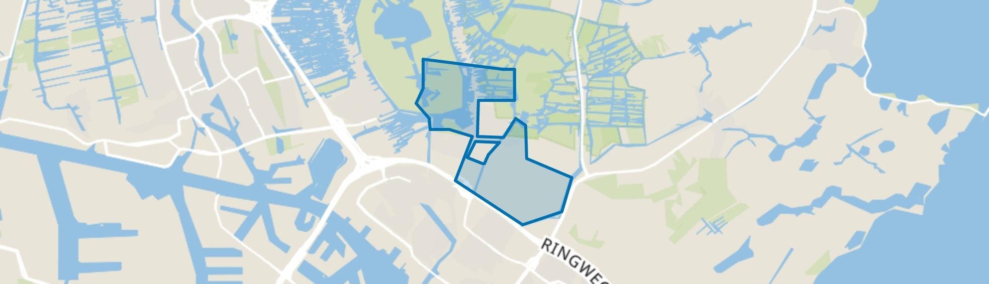 Landsmeer, Landsmeer map