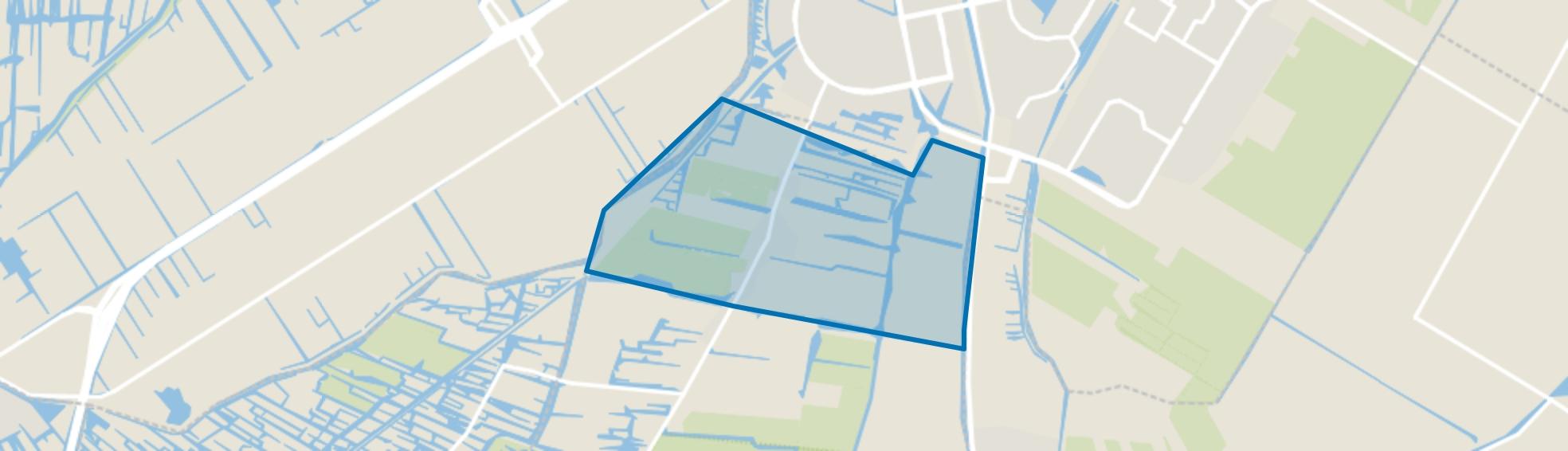Purmerland, Landsmeer map