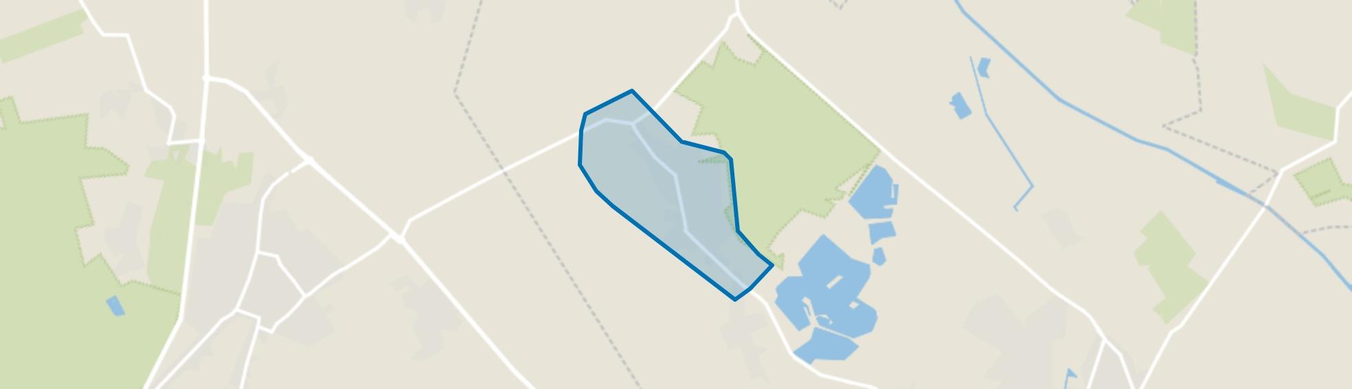 Langenboom, Langenboom map