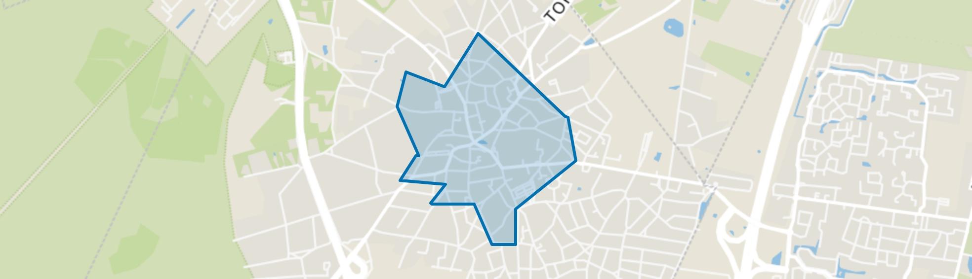 Laren-Centrum, Laren (NH) map