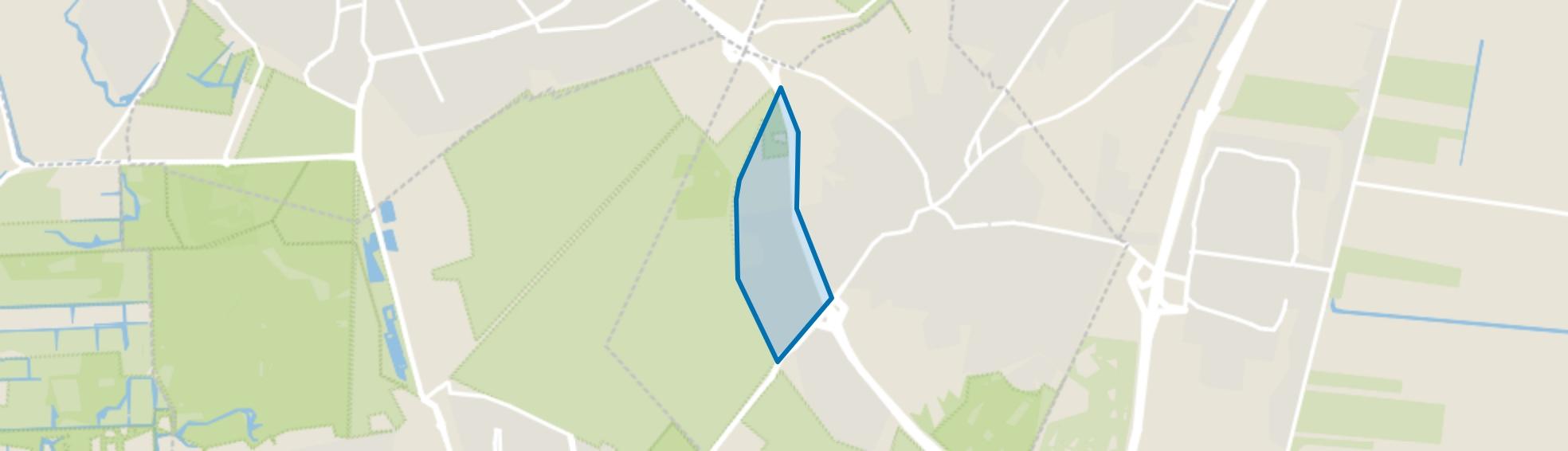 Rijksweg-Noord, Laren (NH) map