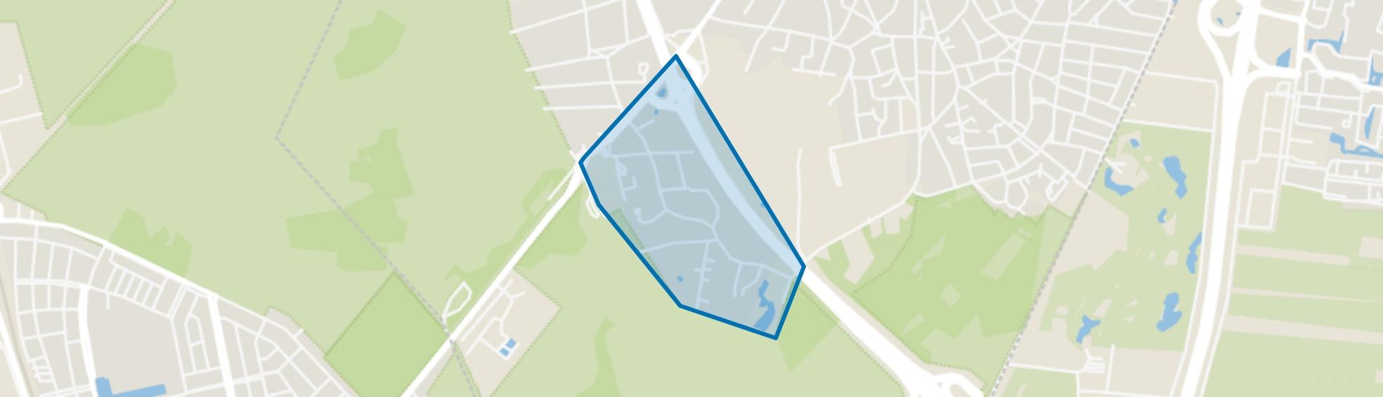Rijksweg-Zuid, Laren (NH) map