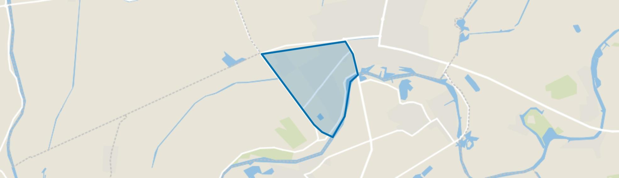 Leerdam-West, Leerdam map