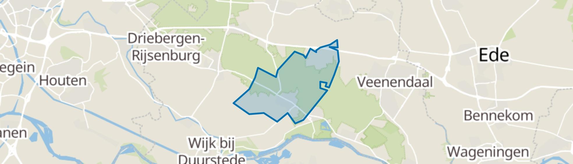 Leersum map