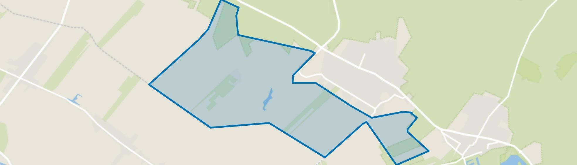 Verspreide huizen in het Lage Gebied Darthuizen, Leersum map