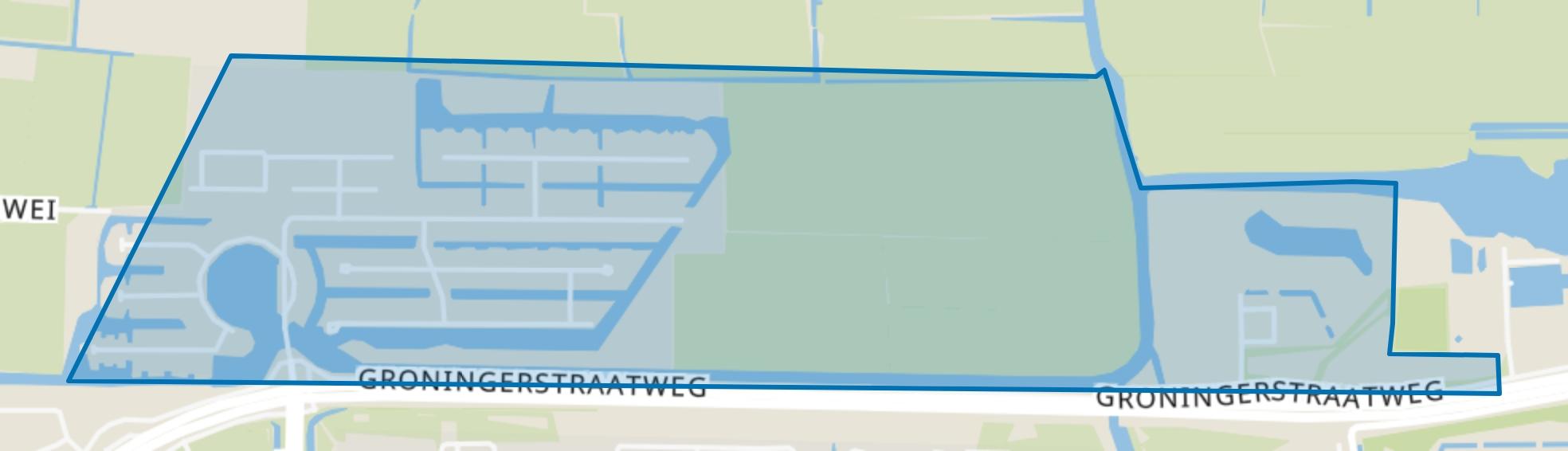 Blitsaerd, Leeuwarden map
