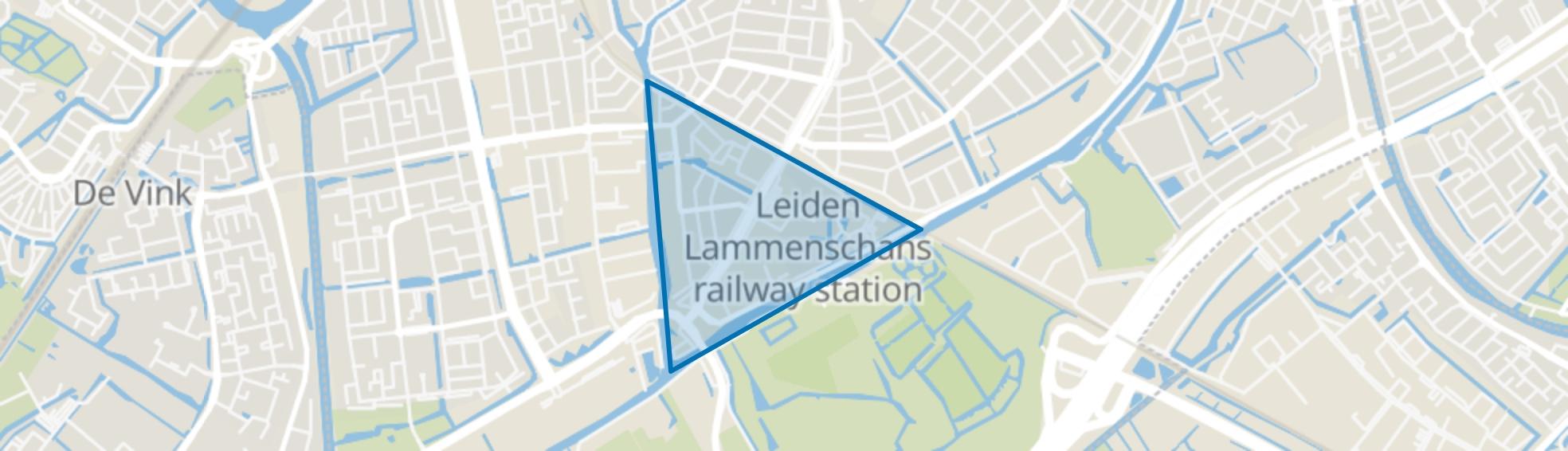 Cronestein, Leiden map