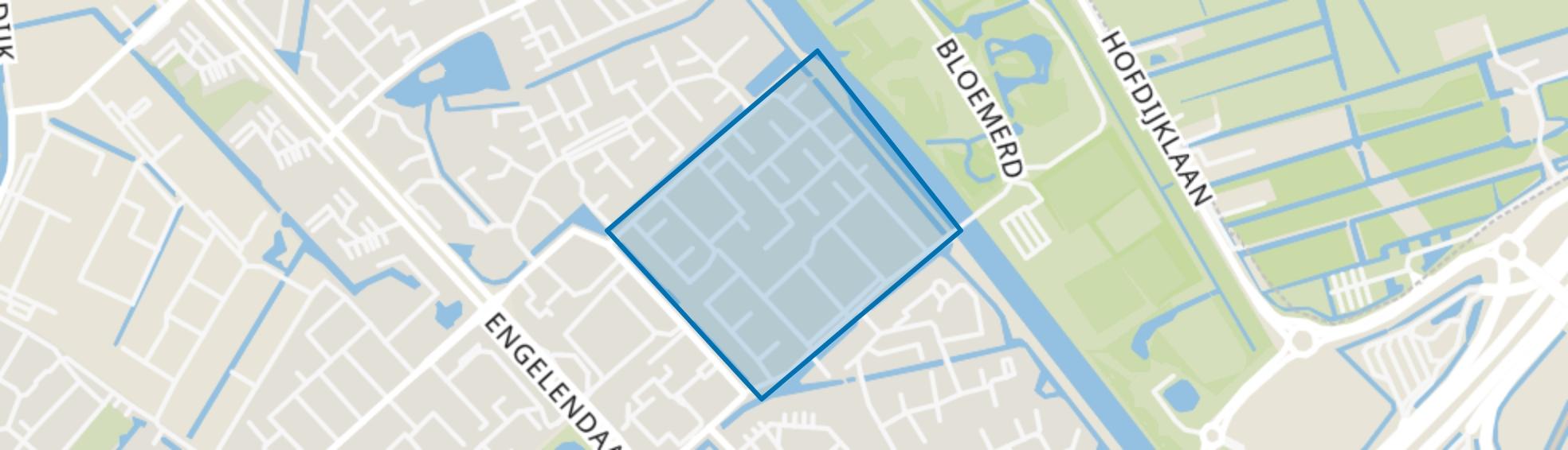 Binnenhof, Leiderdorp map