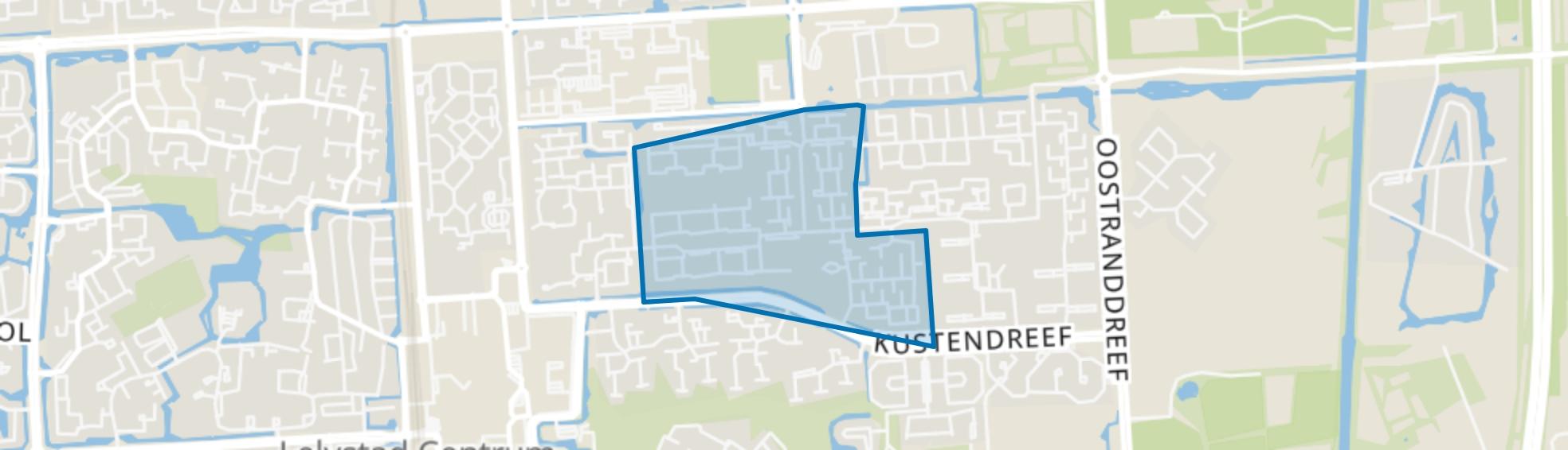 Atol, Lelystad map