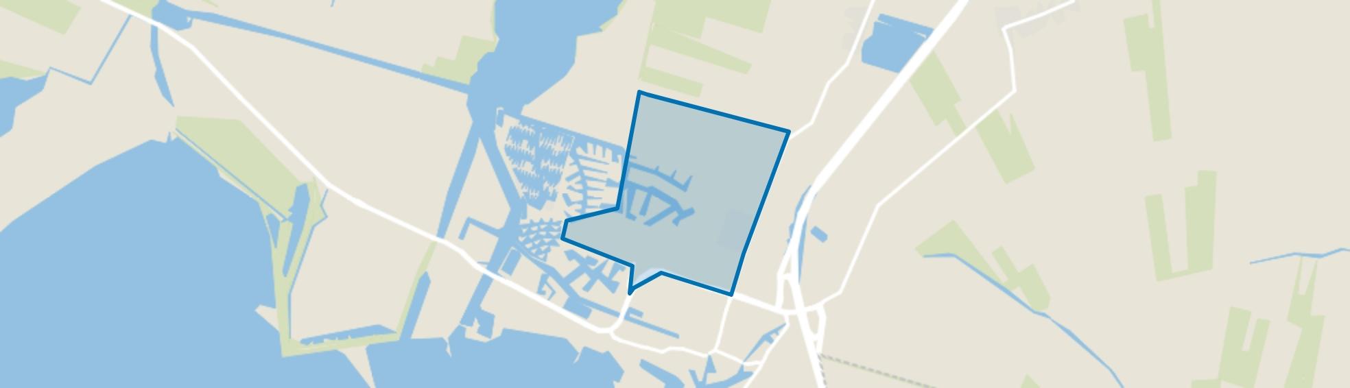 Lemmer-Noord, Lemmer map