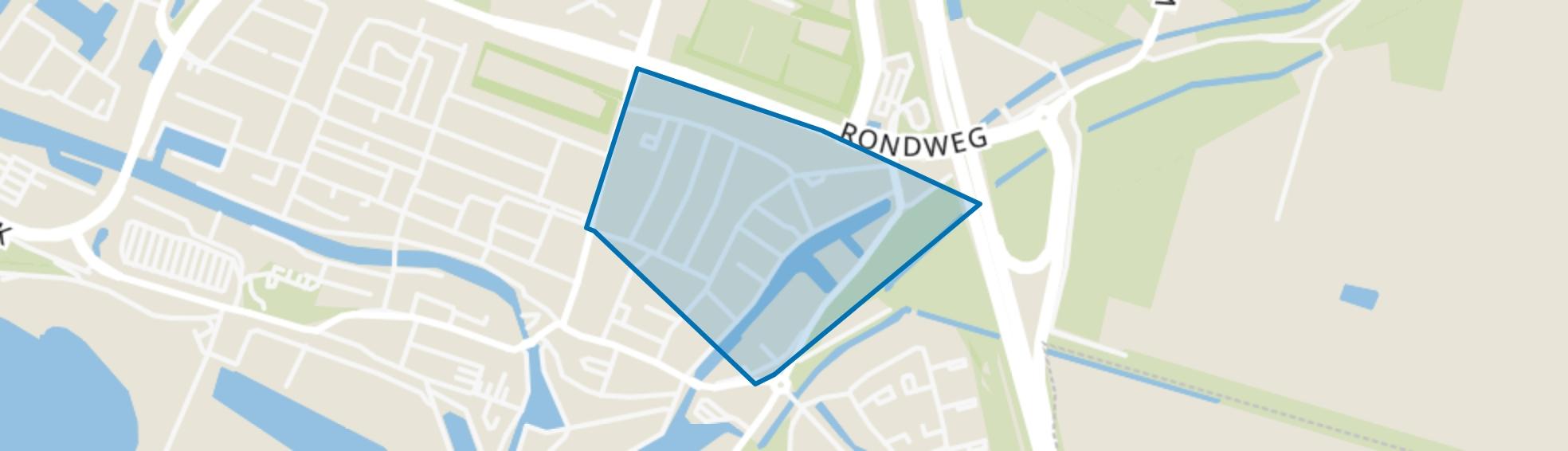 Lemmer-Rienplan, Lemmer map