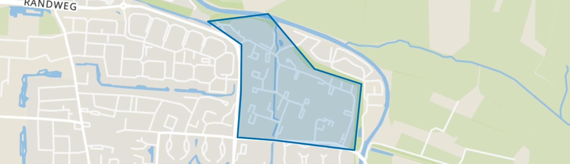 De Wetering, Leusden map