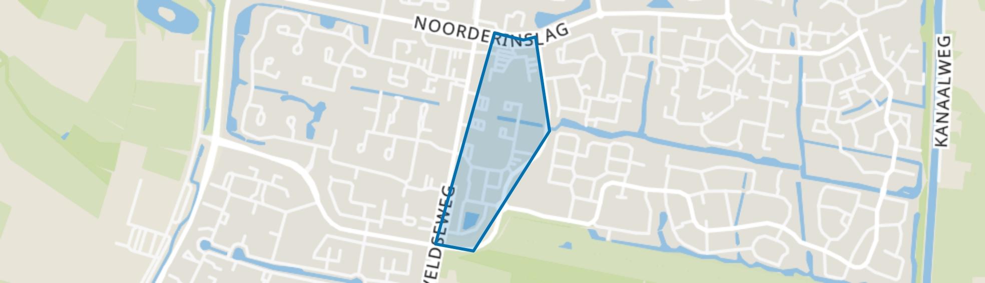 Hamershof, Leusden map
