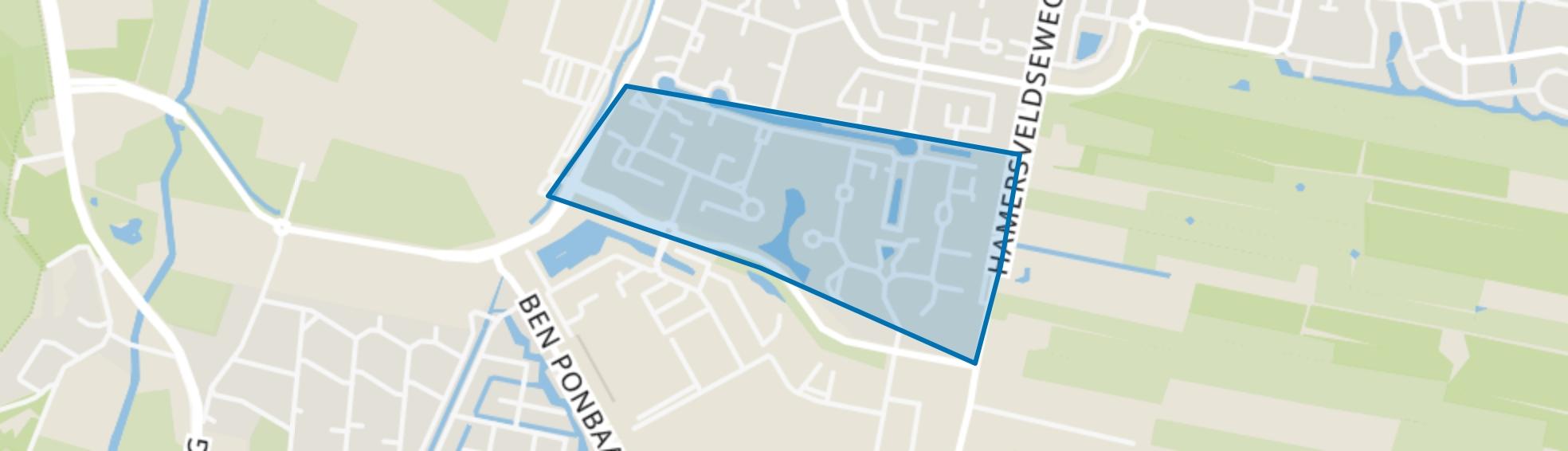 Wildenburg, Leusden map