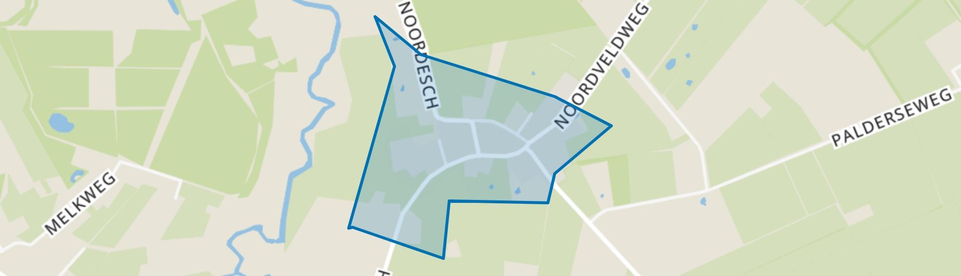 Lieveren, Lieveren map