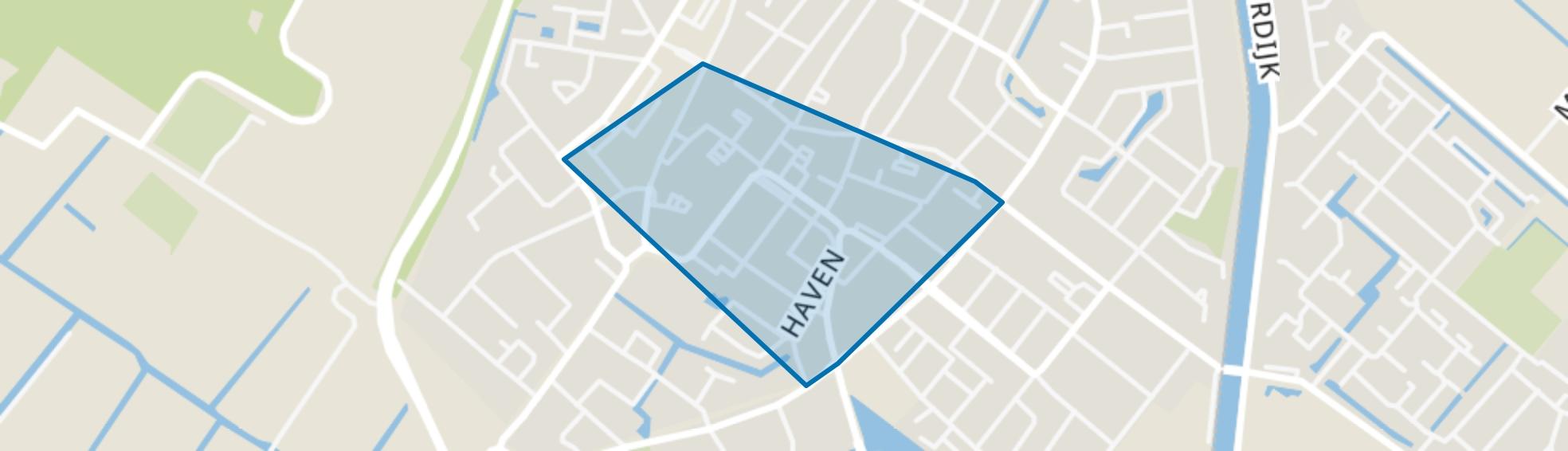 Het Vierkant, Lisse map