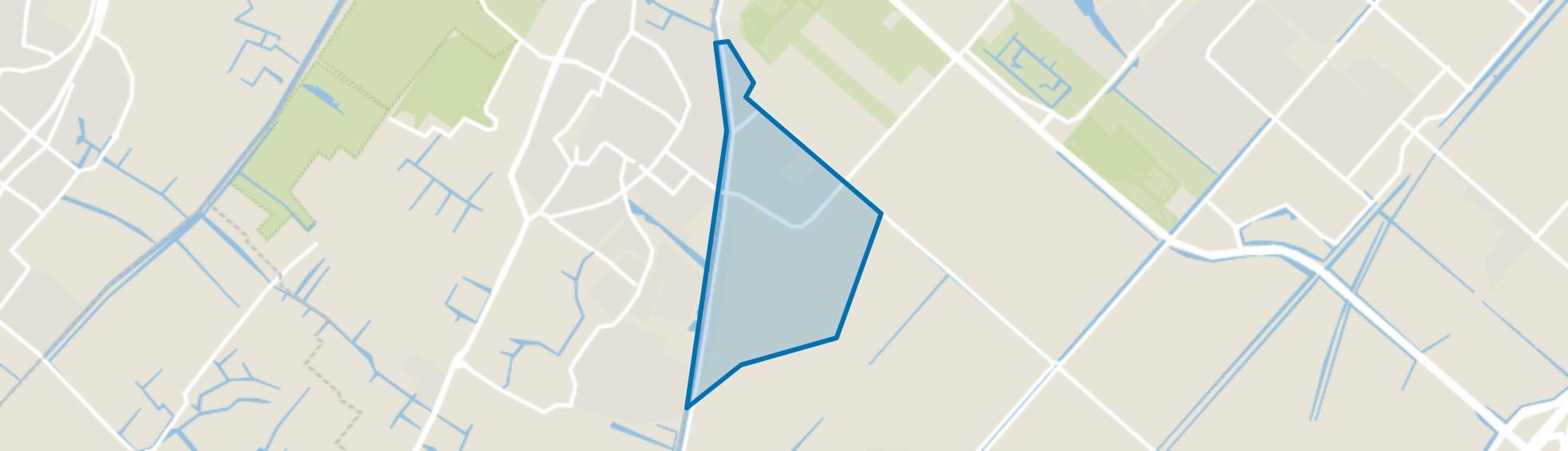 Lisserbroek, Lisserbroek map