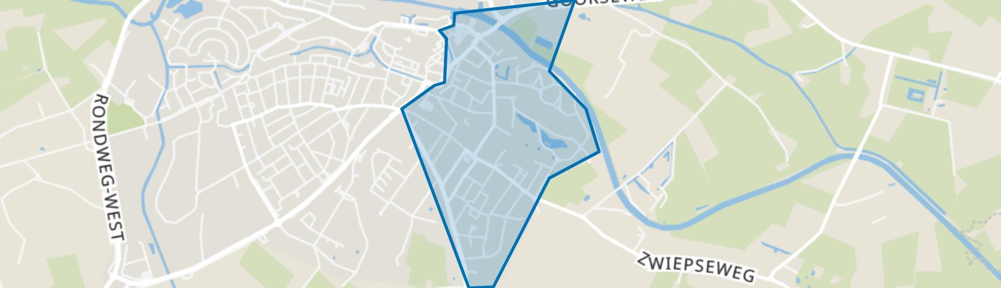 Lochem-Oost, Lochem map
