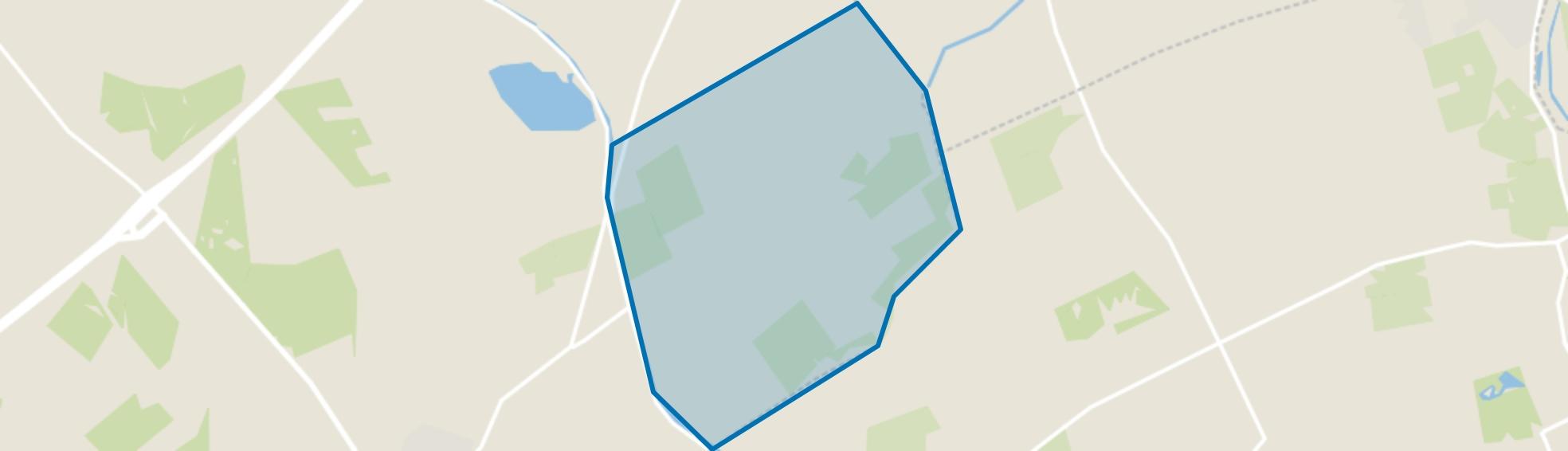 Het Goreld, Loenen map