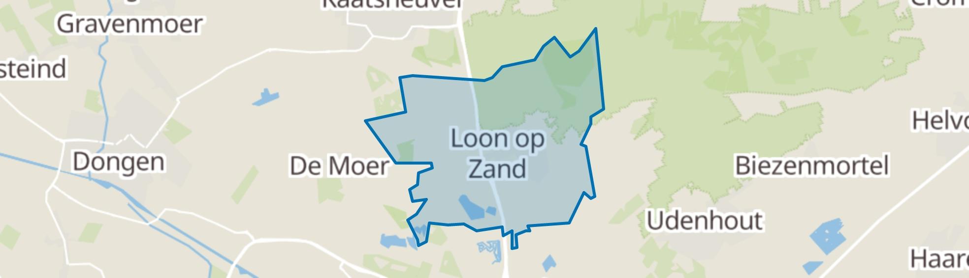 Loon op Zand map