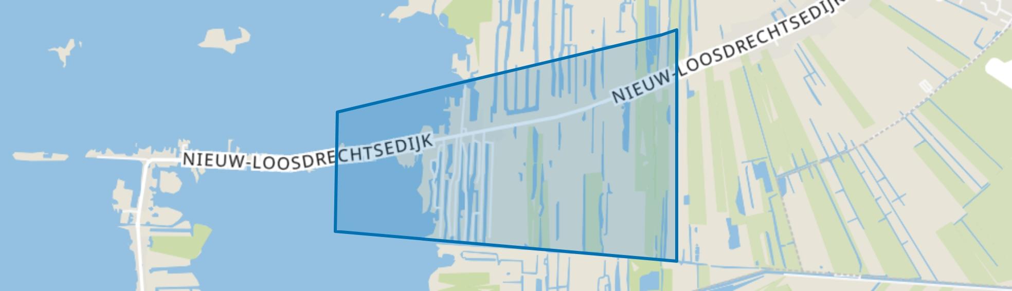 Boomhoek, Loosdrecht map