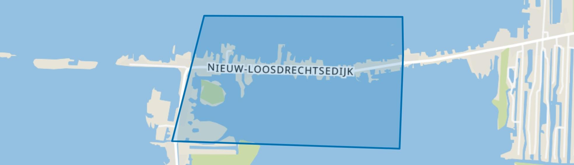 Muijeveld, Loosdrecht map