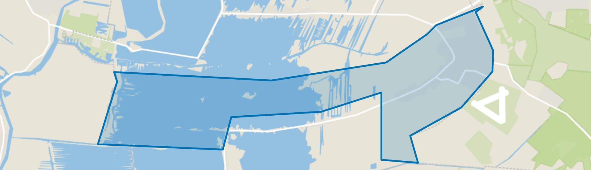 Nieuw-Loosdrechtsedijk, Loosdrecht map