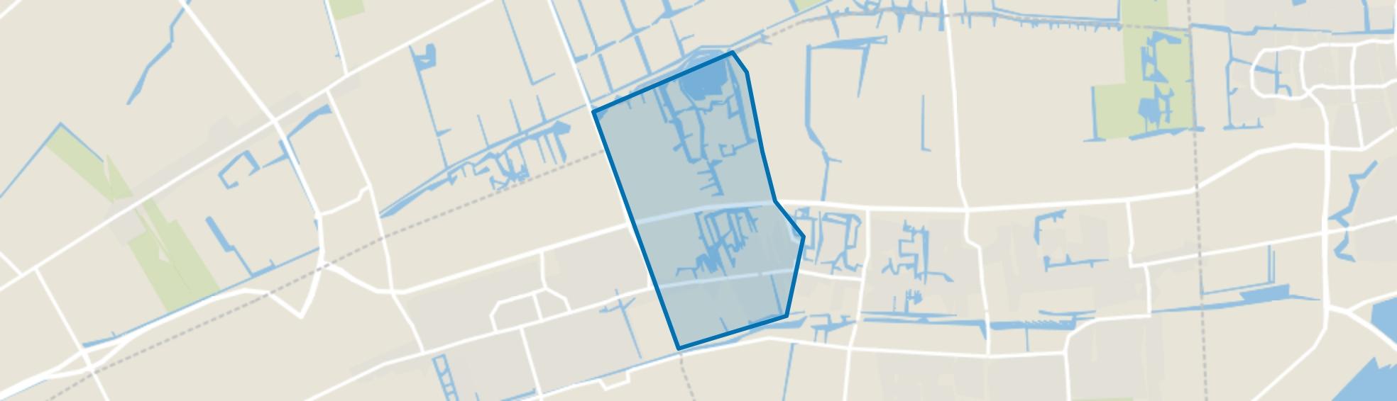 Lutjebroek, Lutjebroek map