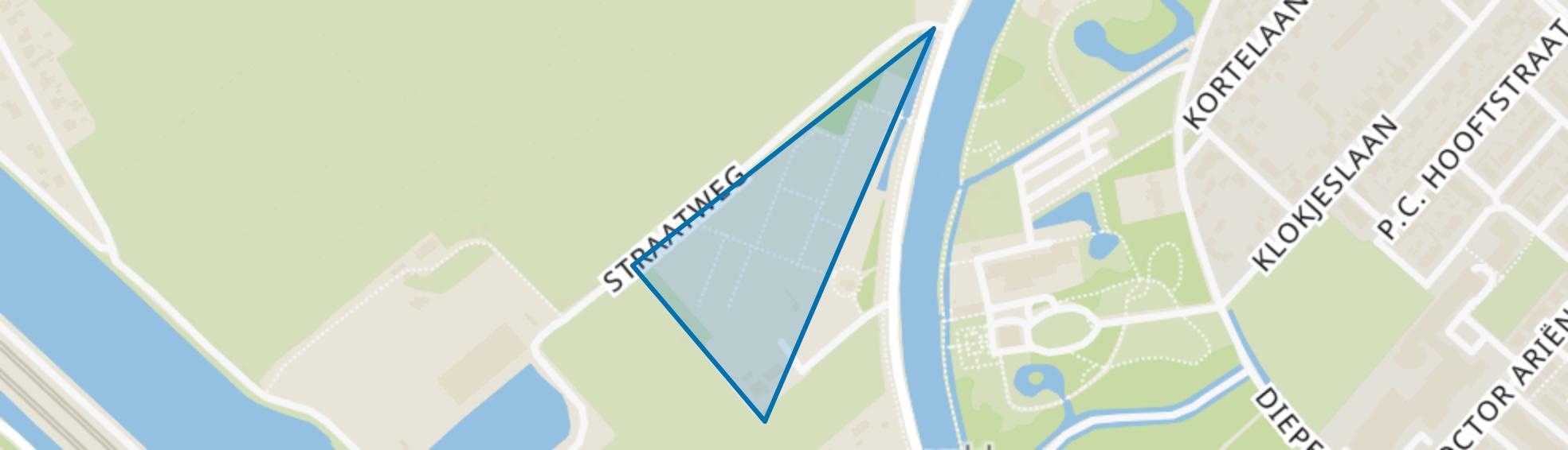 Begraafplaats Maarssen, Maarssen map